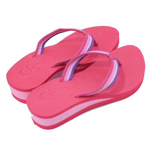 pretty plos pink